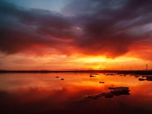 Sun Sets & Sun Rises