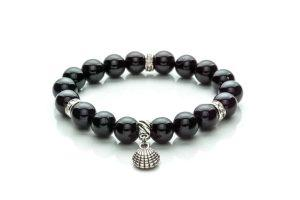 detailed product photography showing bracelet features